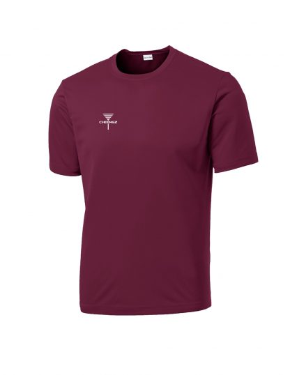 Dry Fit Tee for Disc Golf