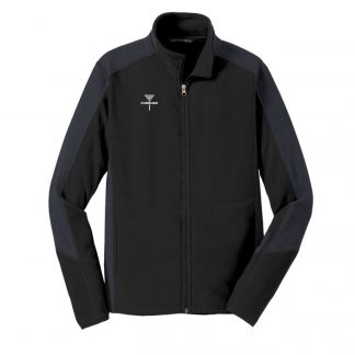 Mens Fleece Disc Golf Jacket