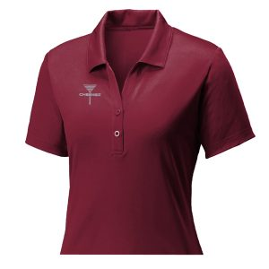 LST550M Disc Golf Tournament Polo for Women