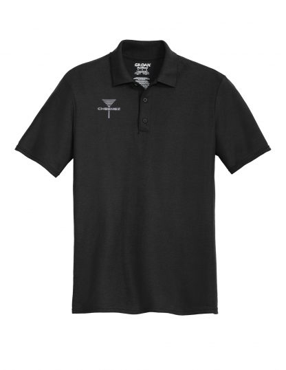 72800N Mens Disc Golf Embroidered Polo